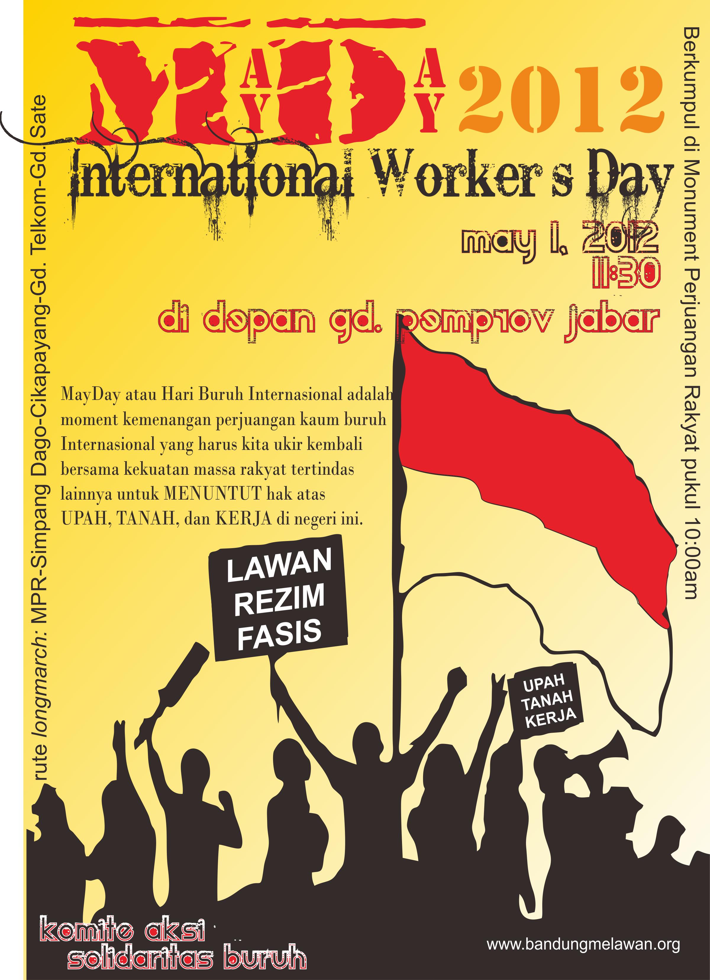 Ingin Poster Mayday Ini Pada Kaosmu Cukup Rp 30000 Kau Akan Mendapatkannya Khusus Wilayah Bandung